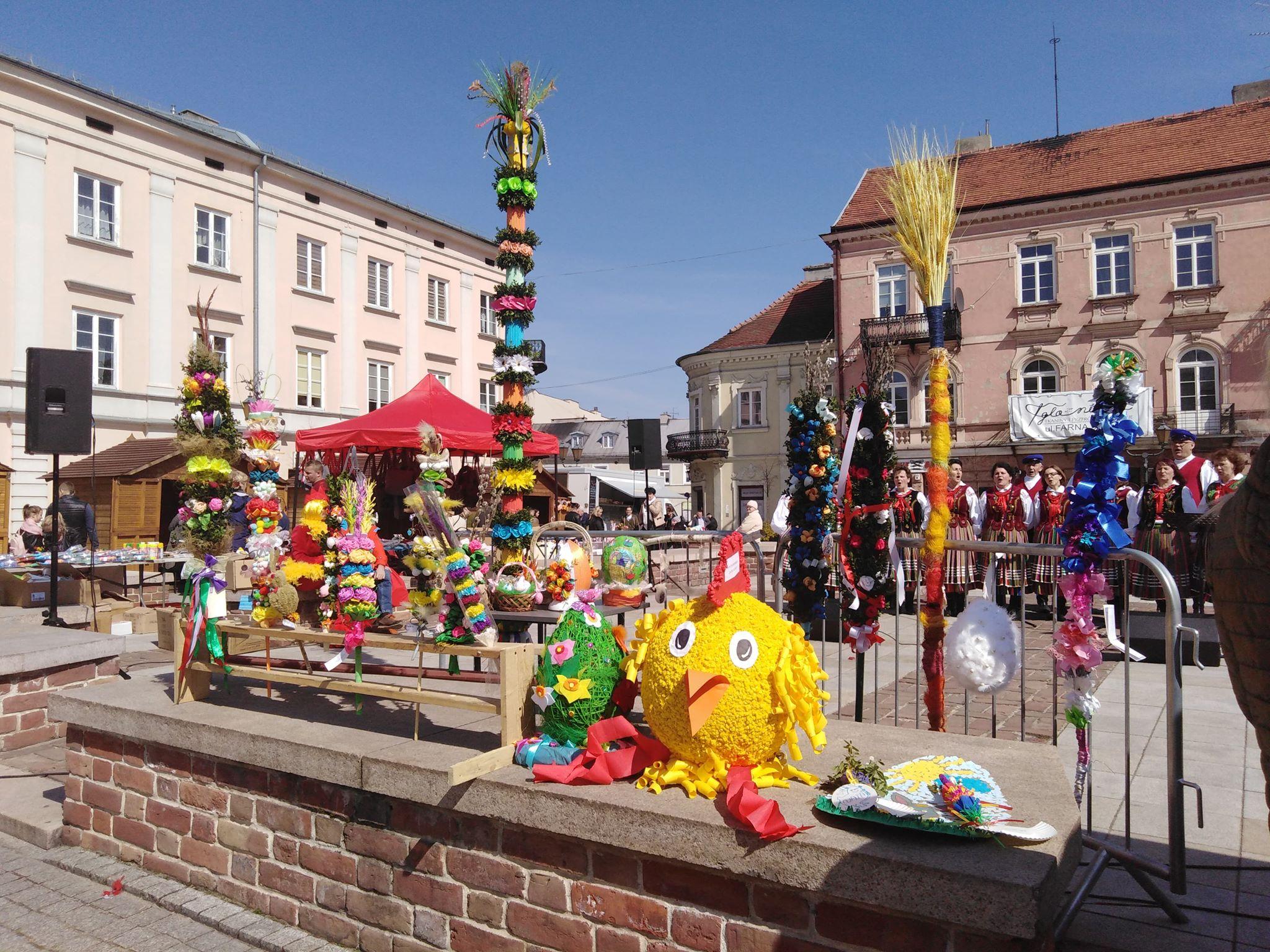 Photo of Jarmark Wielkanocny na Rynku Trybunalskim
