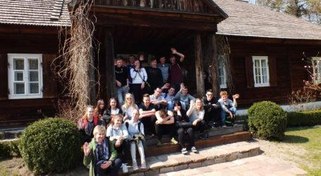 W ZSP w Szydłowie gościli uczniowie z Norwegii, Włoch i Holandii