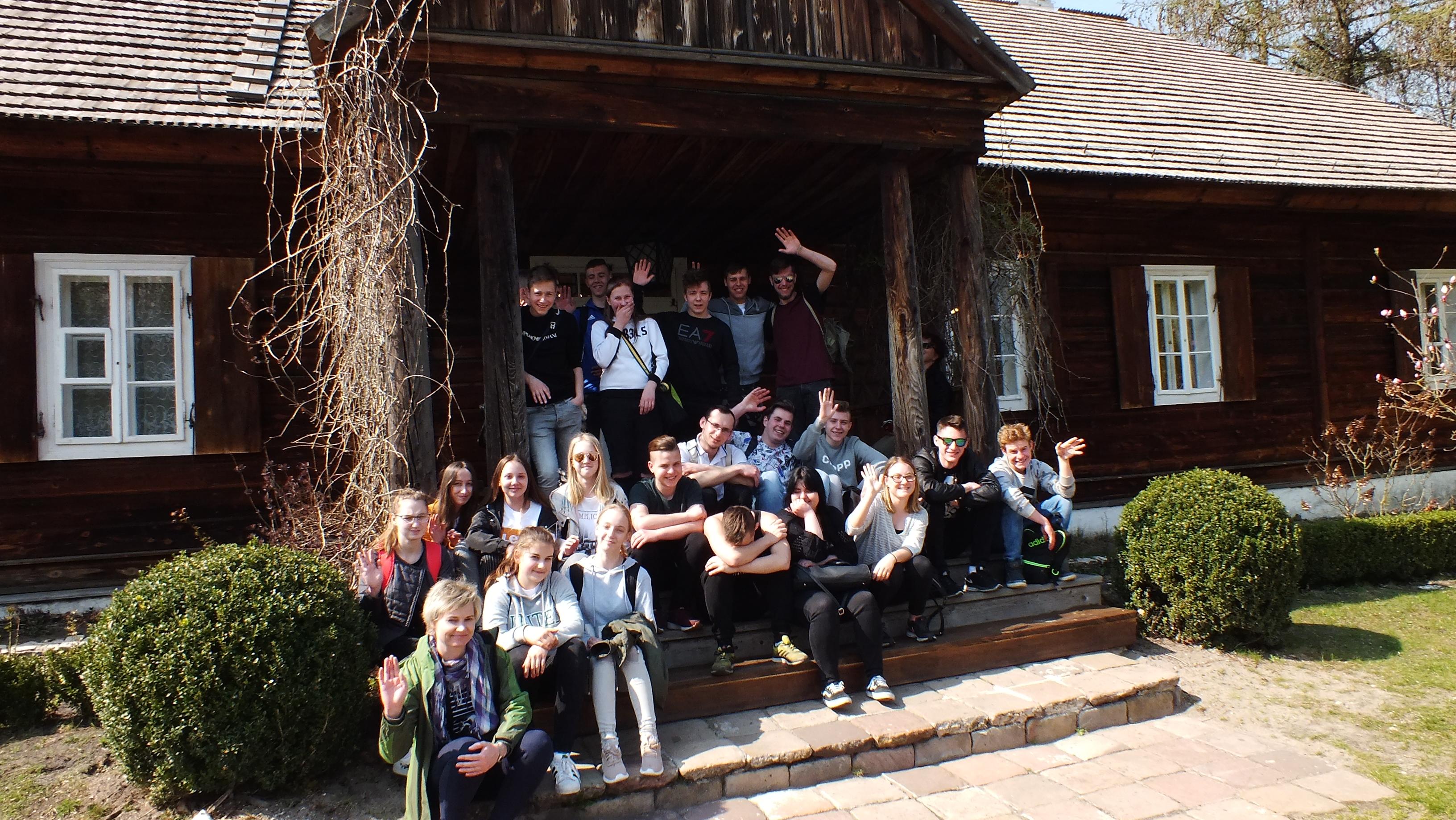 Photo of W ZSP w Szydłowie gościli uczniowie z Norwegii, Włoch i Holandii
