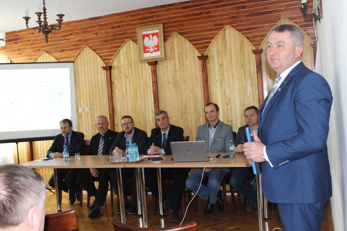 Photo of Spotkanie informacyjne w związku z budową autostrady A1