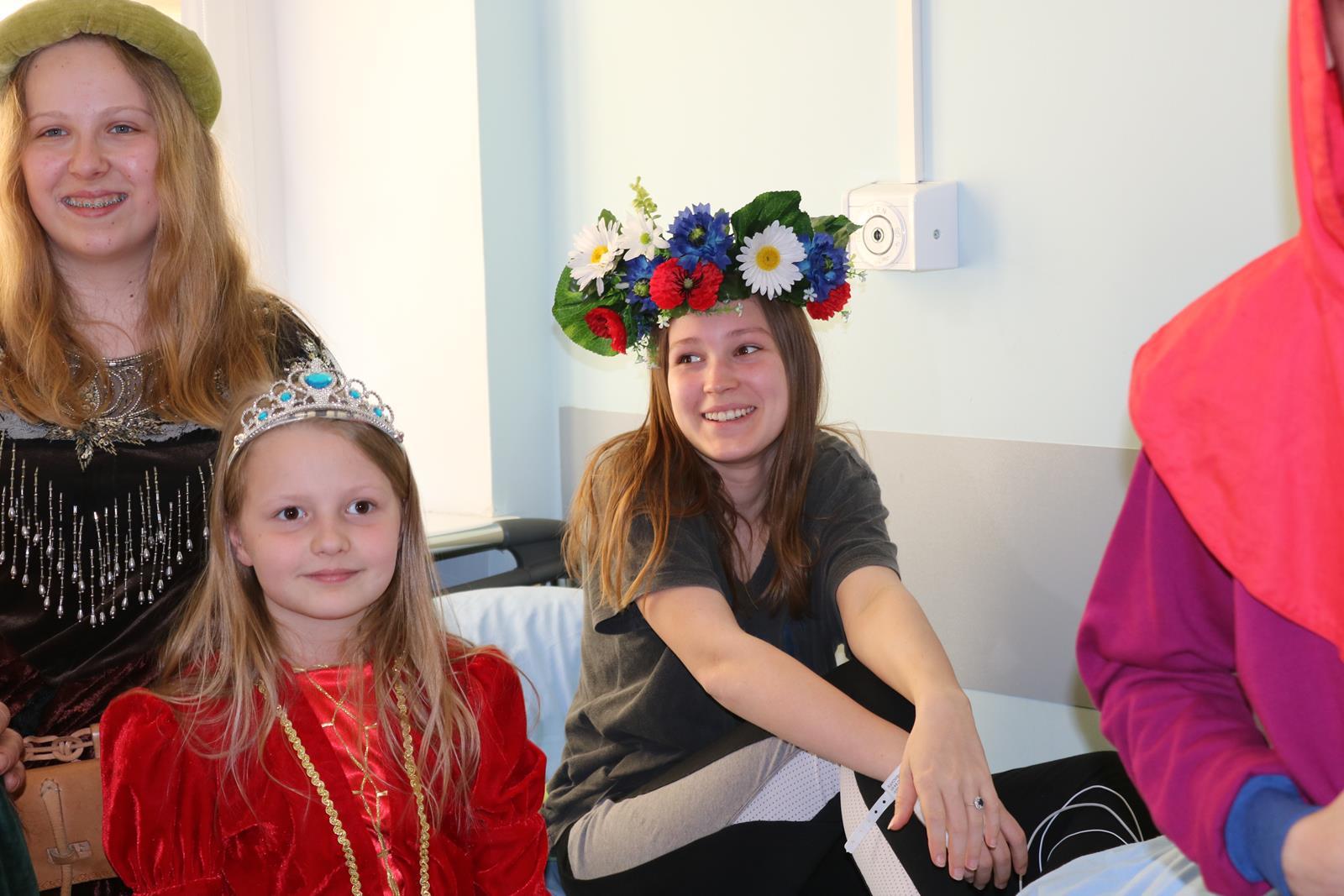 Photo of Życzenia dla najmłodszych pacjentów PCMD