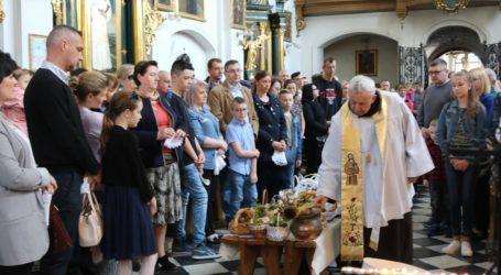 Wielka sobota – dzień święcenia pokarmów