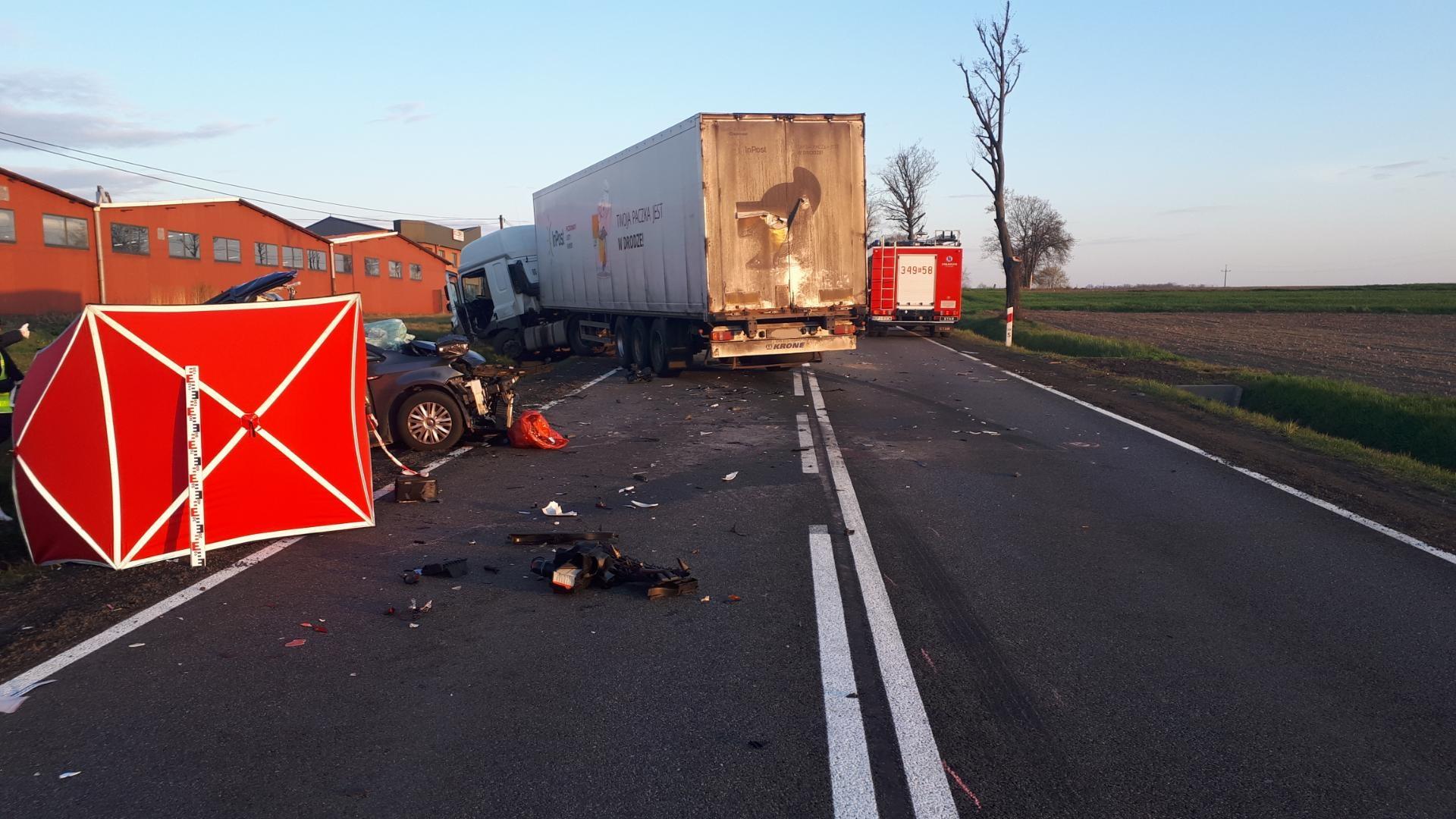 Photo of Śmiertelny wypadek w Srocku – AKTUALIZACJA