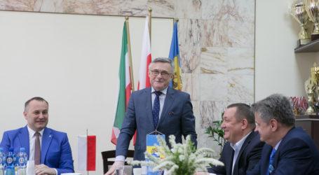 Wizyta Ambasadora Mołdawii