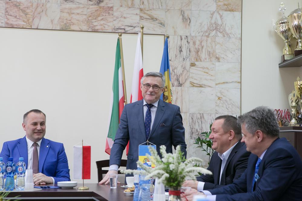 Photo of Wizyta Ambasadora Mołdawii