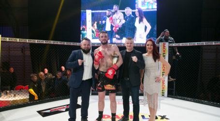 Kolejna gala MMA w Wolborzu – FOTOGALERIA