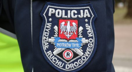 Wypadek w Longinówce i potrącenie rowerzystki w Sulejowie
