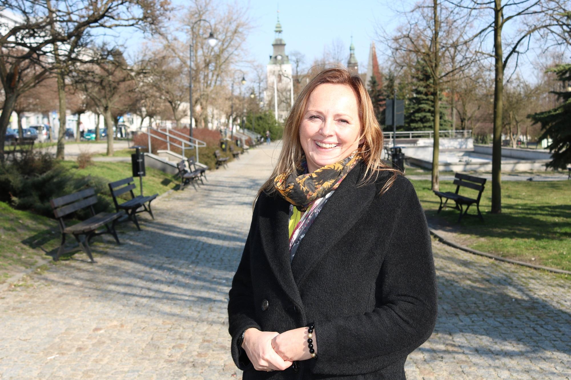 Photo of Joanna Skrzydlewska – ekspert do spraw europejskich