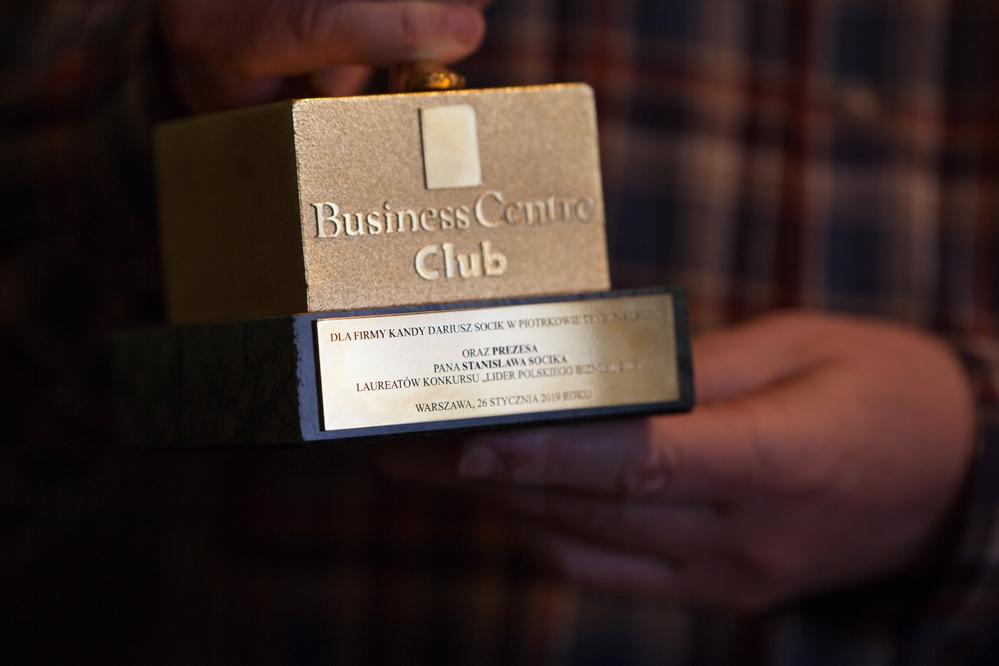 Photo of Firma z Piotrkowa Trybunalskiego z nagrodą Business Centre Club