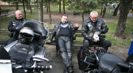Rozpoczęcie sezonu motocyklowego