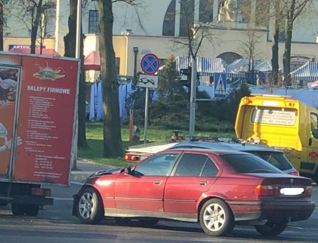 Photo of Zderzenie na skrzyżowaniu