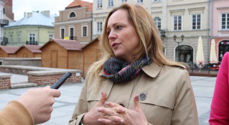 Joanna Skrzydlewska – kandydatka do PE odwiedziła Piotrków