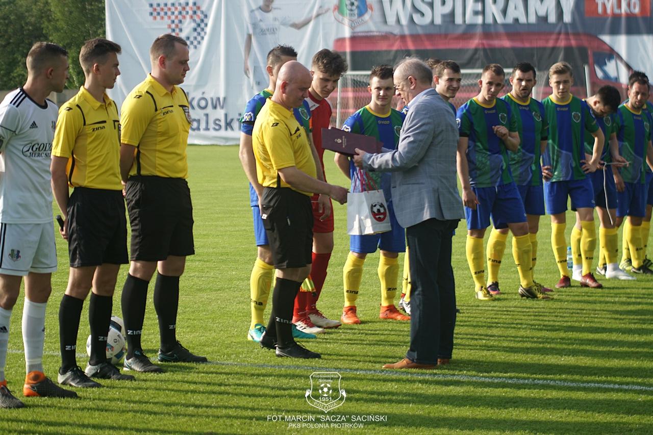 Photo of Jubileusz sędziów OZPN Piotrków