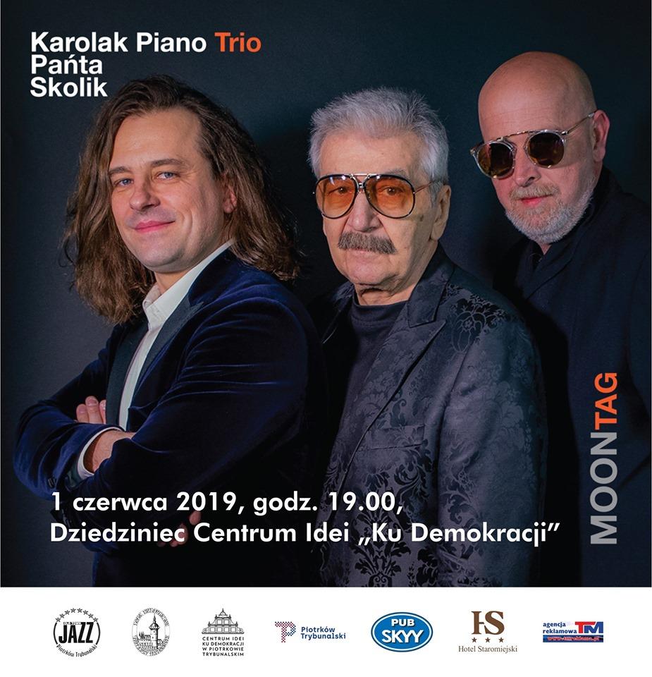 Photo of Karolak Piano Trio – koncert w Piotrkowie