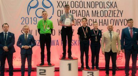 Dwa złote i  trzy brązowe medale wywalczyli bilardziści z Rękoraja