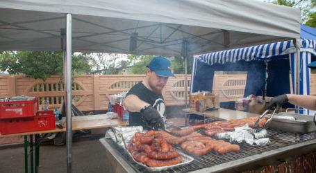 Festyn wieprzowiny w Grabicy – tylko u nas takie zdjęcia i film !