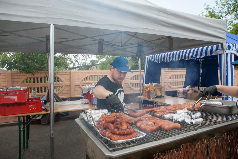 Photo of Festyn wieprzowiny w Grabicy – tylko u nas takie zdjęcia i film !