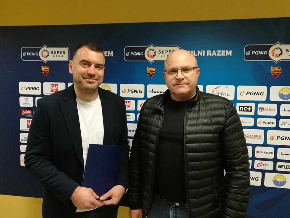 Photo of Nowy trener szczypiornistów