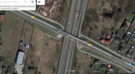 Zamykają wiadukt na Wojska Polskiego i Twardosławickiej
