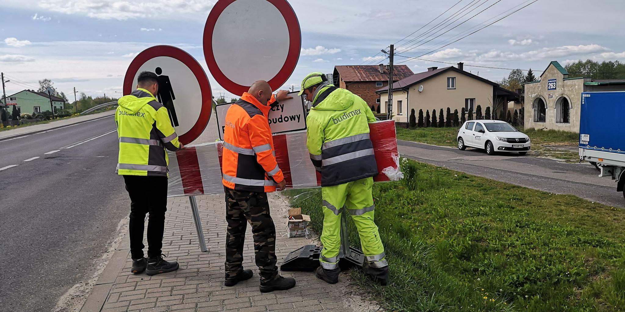 Photo of Wiadukt już zamknięty