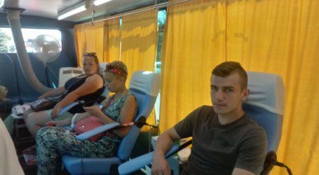 Prawie 21 litrów krwi dla Kacpra
