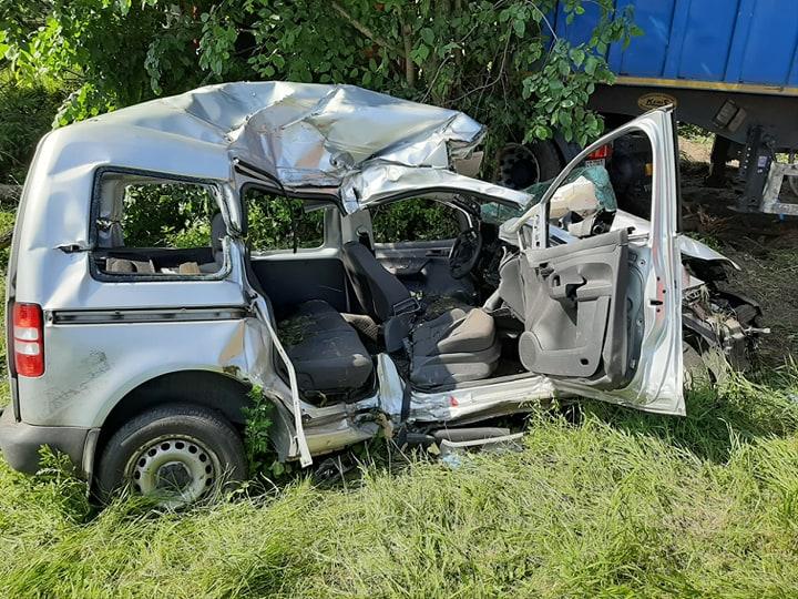 Photo of Śmiertelny wypadek na DK91