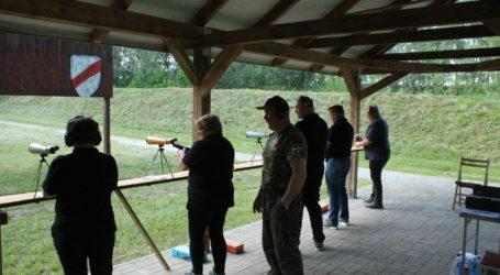 Zawody strzeleckie w Grabicy