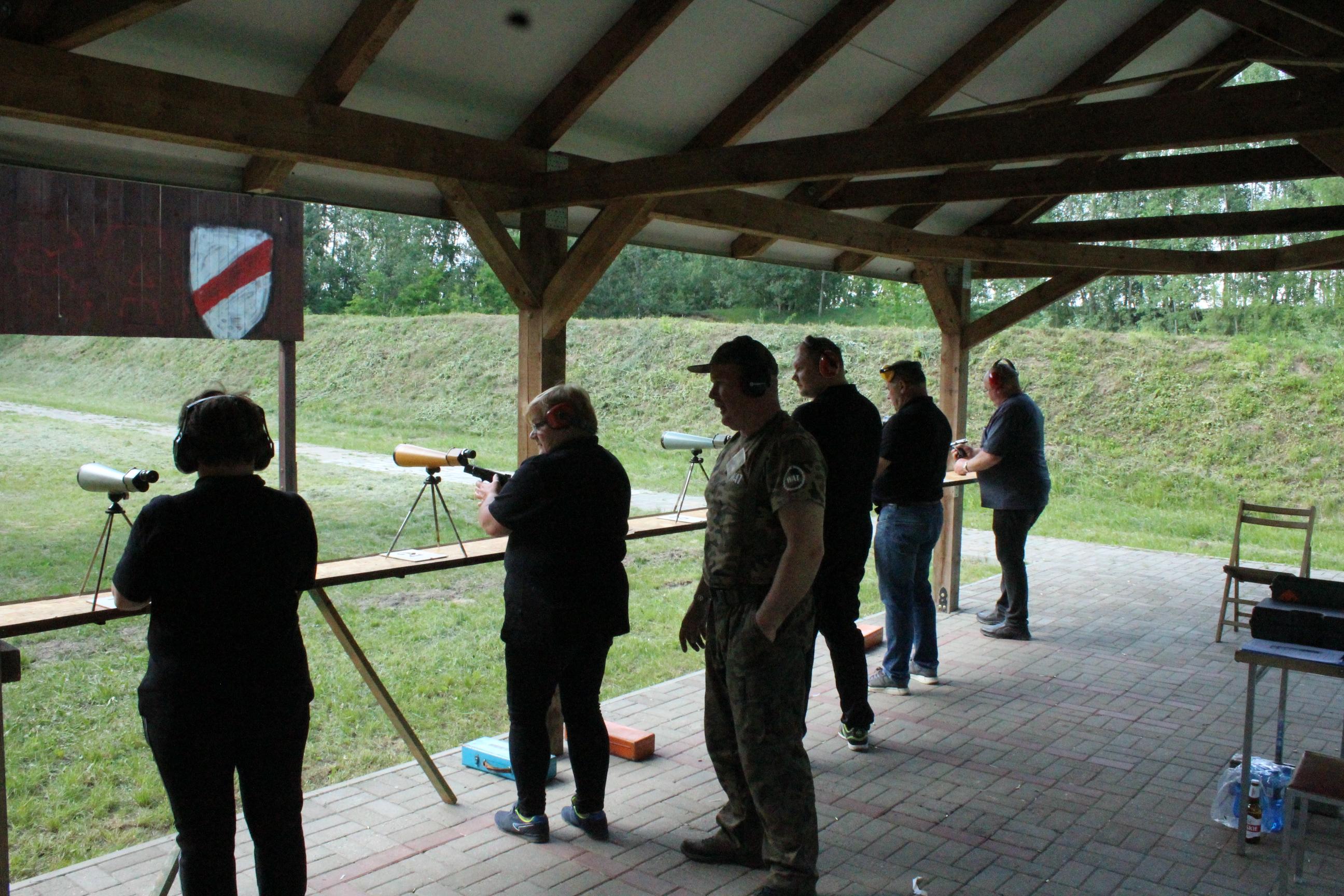 Photo of Zawody strzeleckie w Grabicy