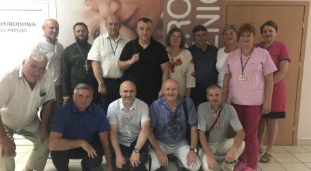 Radni z Równego wizytowali szpital