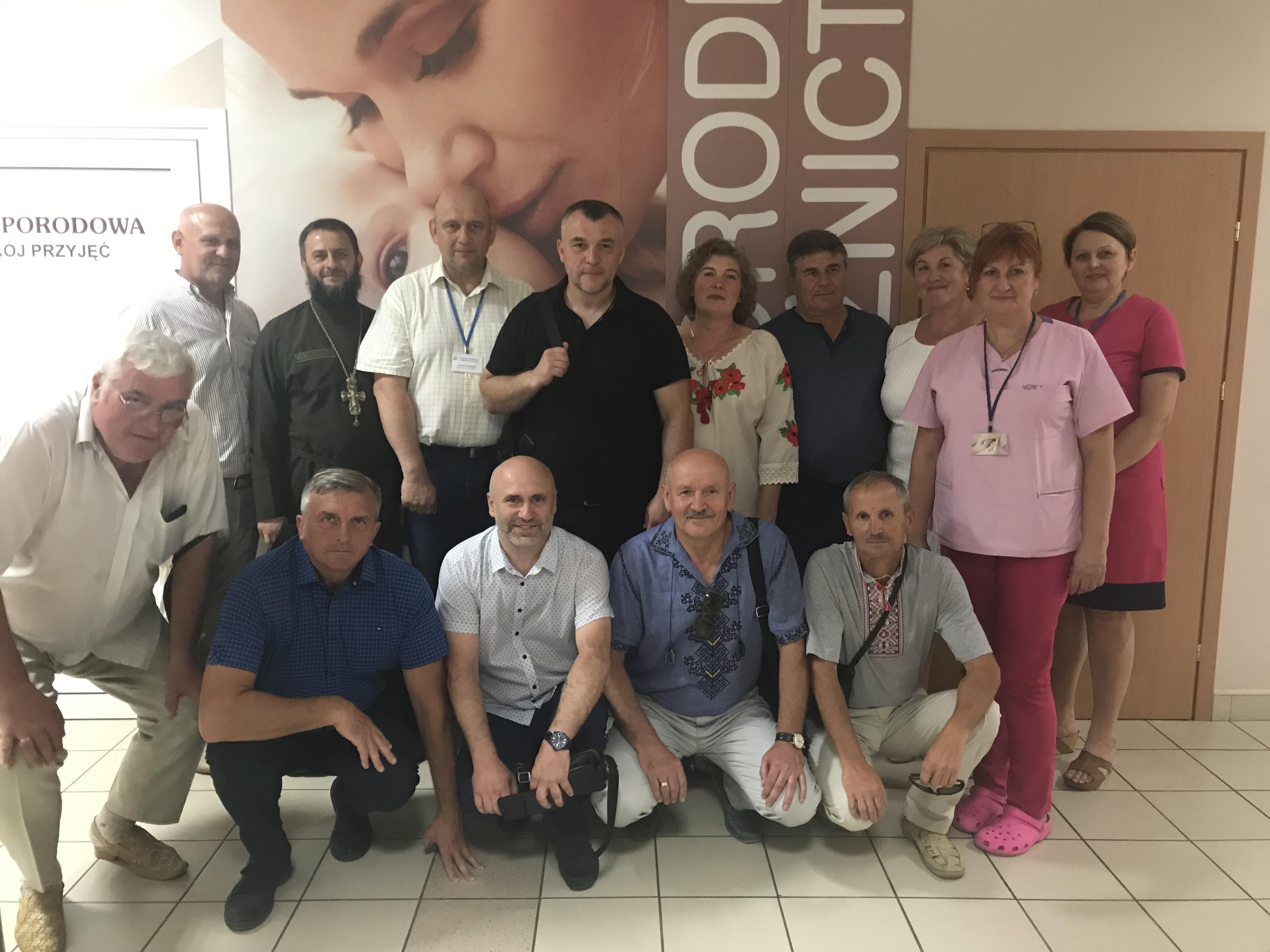 Photo of Radni z Równego wizytowali szpital