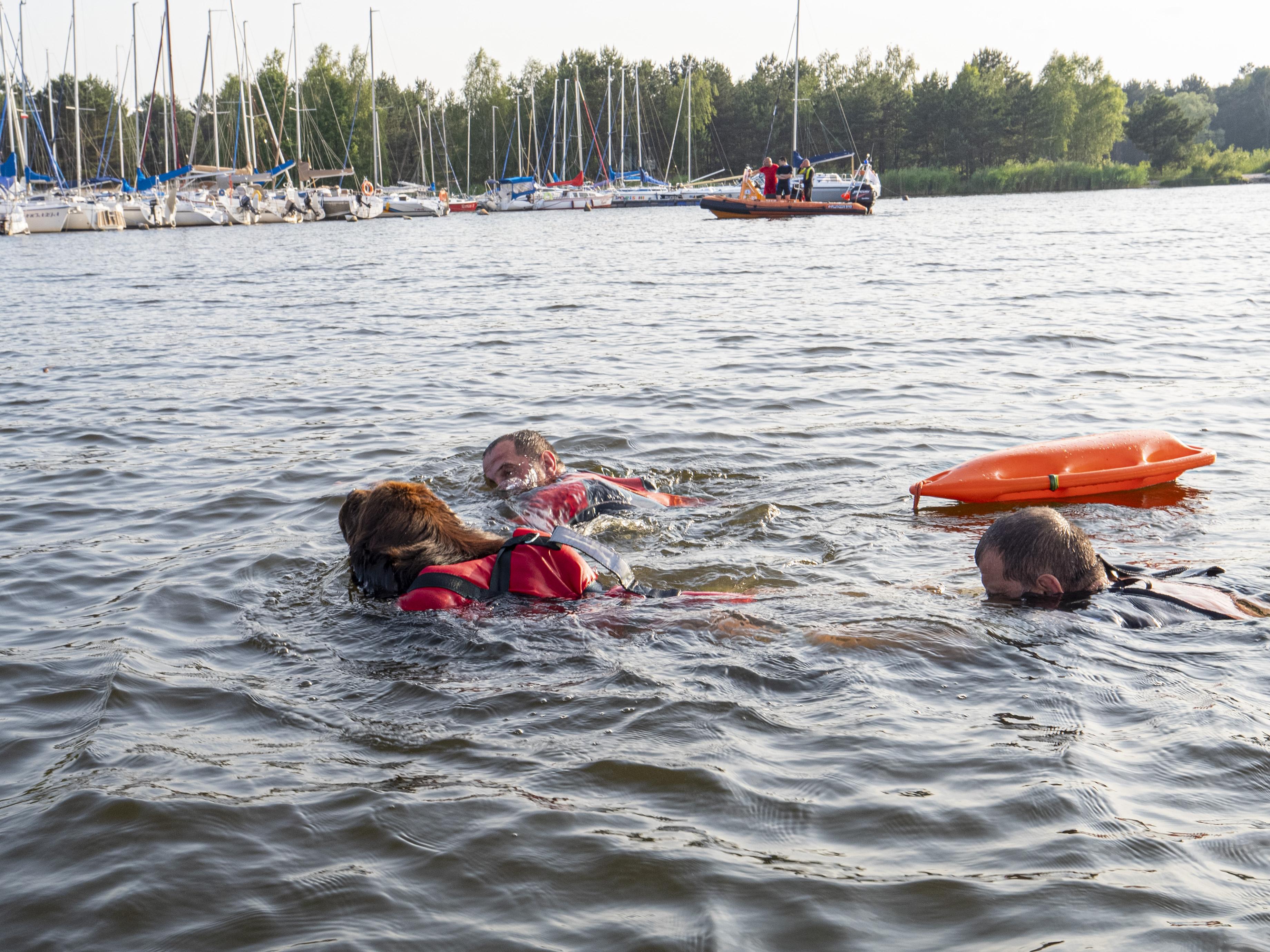 Photo of Ćwiczenia na Zalewie Sulejowskim oraz w lasach gminy Wolbórz – AKTUALIZACJA