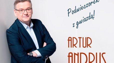 Spotkanie z Arturem Andrusem już dziś!