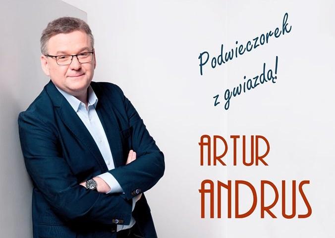 Photo of Spotkanie z Arturem Andrusem już dziś!