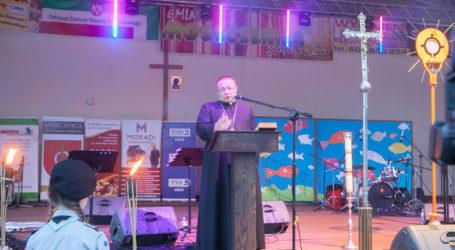 Chrześcijańskie Spotkanie Młodych w Moszczenicy – FOTORELACJA