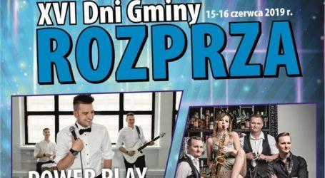 Dni Rozprzy 2019 – gwiazdami POWER PLAY i MIG!
