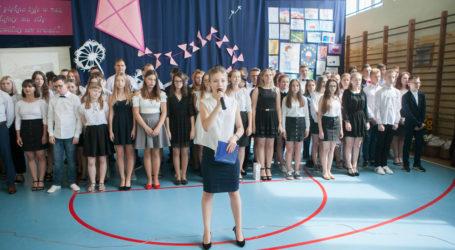 Gimnazjaliści z Gorzkowic zakończyli rok szkolny