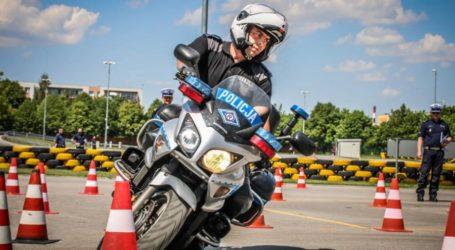 Policjant z Piotrkowa jednym z najlepszych w kraju