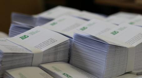 Około 1,4 mln osób z z województwa łódzkiego otrzyma list z ZUS-u
