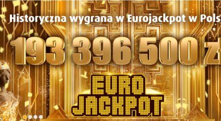 Milioner odebrał nagrodę! Wiemy na co wyda wygrane pieniądze