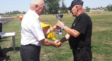 Gminne Zawody Sportowo – Pożarnicze w Moszczenicy