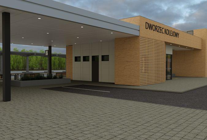 Photo of Będzie nowy dworzec kolejowy w Gorzkowicach. W starym powstanie muzeum?