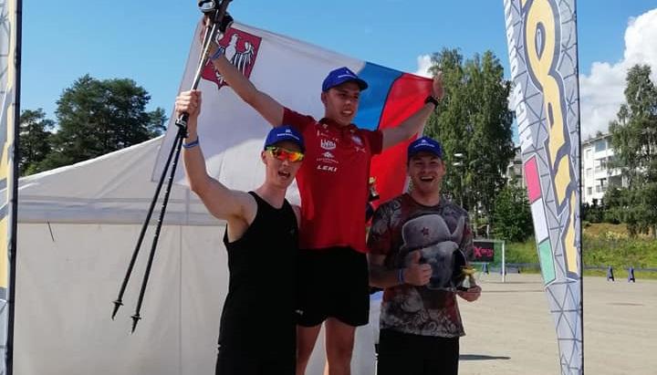 Photo of Jakub Deląg wygrywa zawody Pucharu Świata!