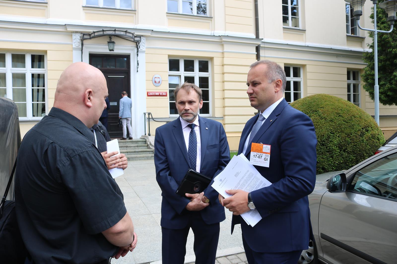 Photo of W Sejmie o S12 podczas obrad Zespołu Parlamentarnego – fotogaleria