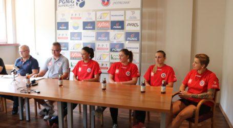 Piłkarki ręczne MKS Piotrcovia już trenują