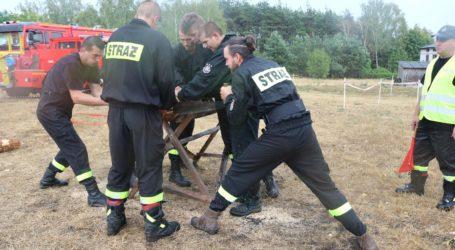 Zawody strażackie w Przygłowie – zdjęcia, film