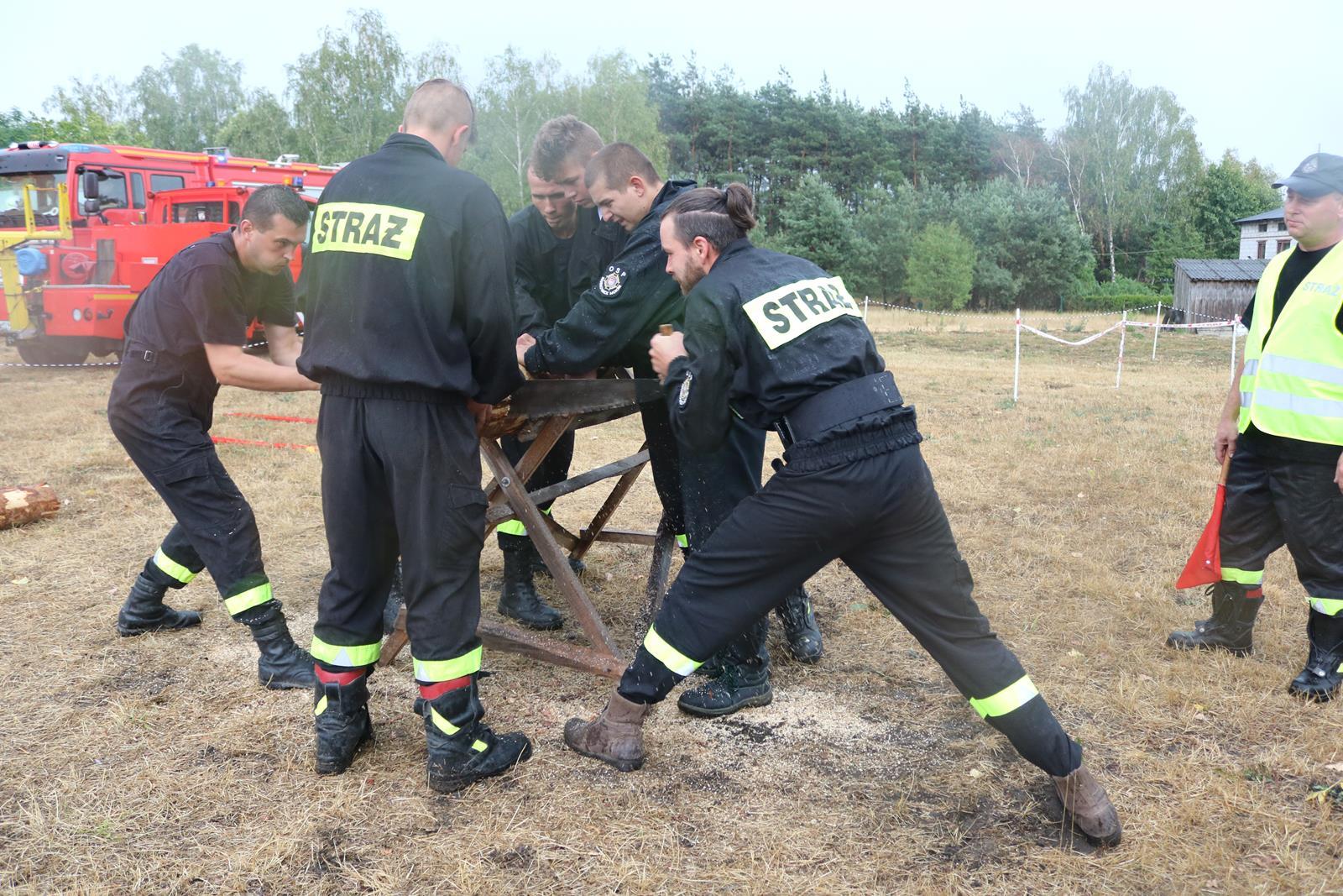 Photo of Zawody strażackie w Przygłowie – zdjęcia, film