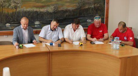 Nad Zalewem Cieszanowickim będzie bezpieczniej – jest porozumienie gmin!
