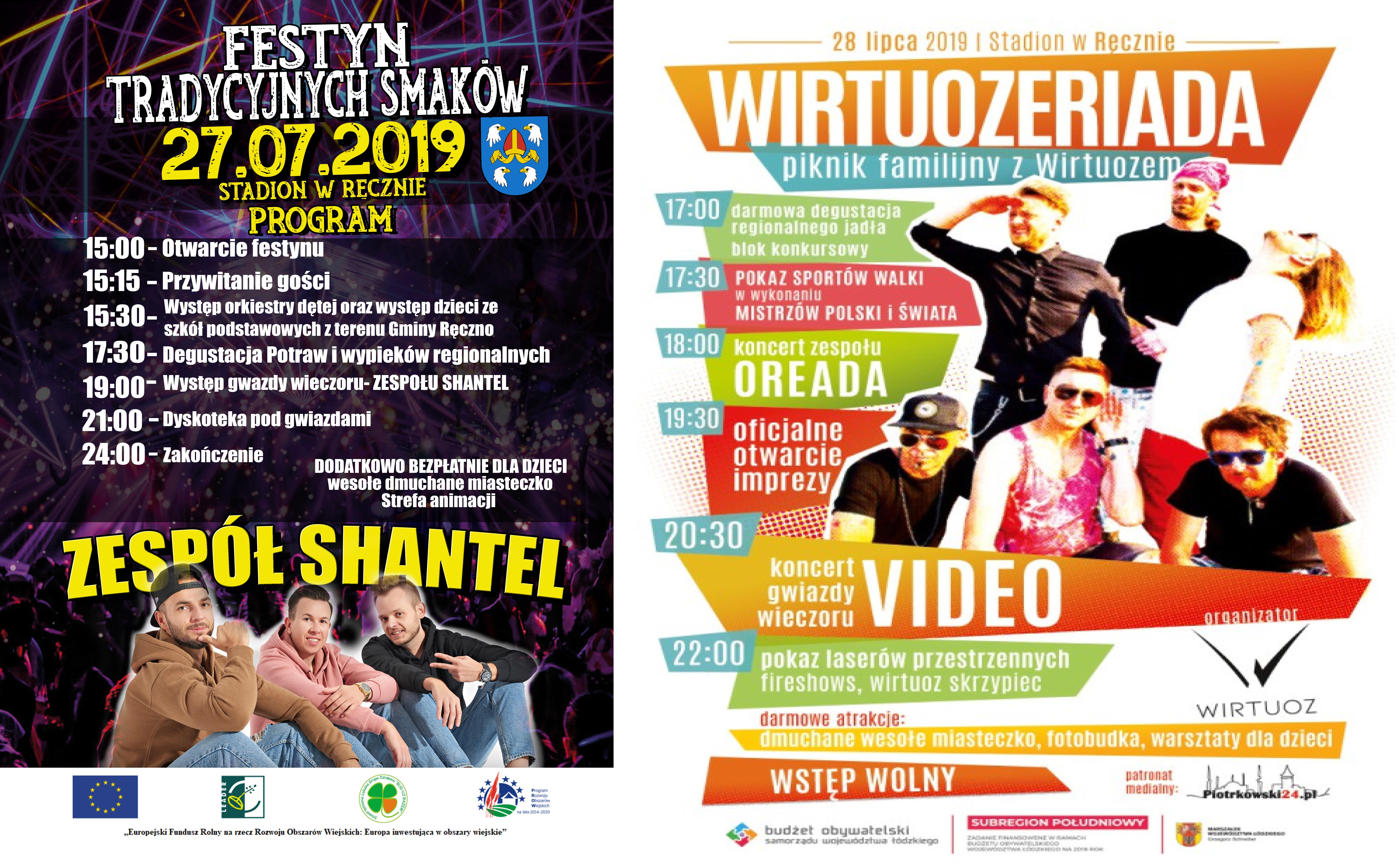Photo of To będzie wyjątkowo aktywny weekend w Ręcznie