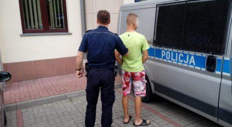 Rozbój w gminie Aleksandrów. Dwóch mężczyzn z prokuratorskimi zarzutami