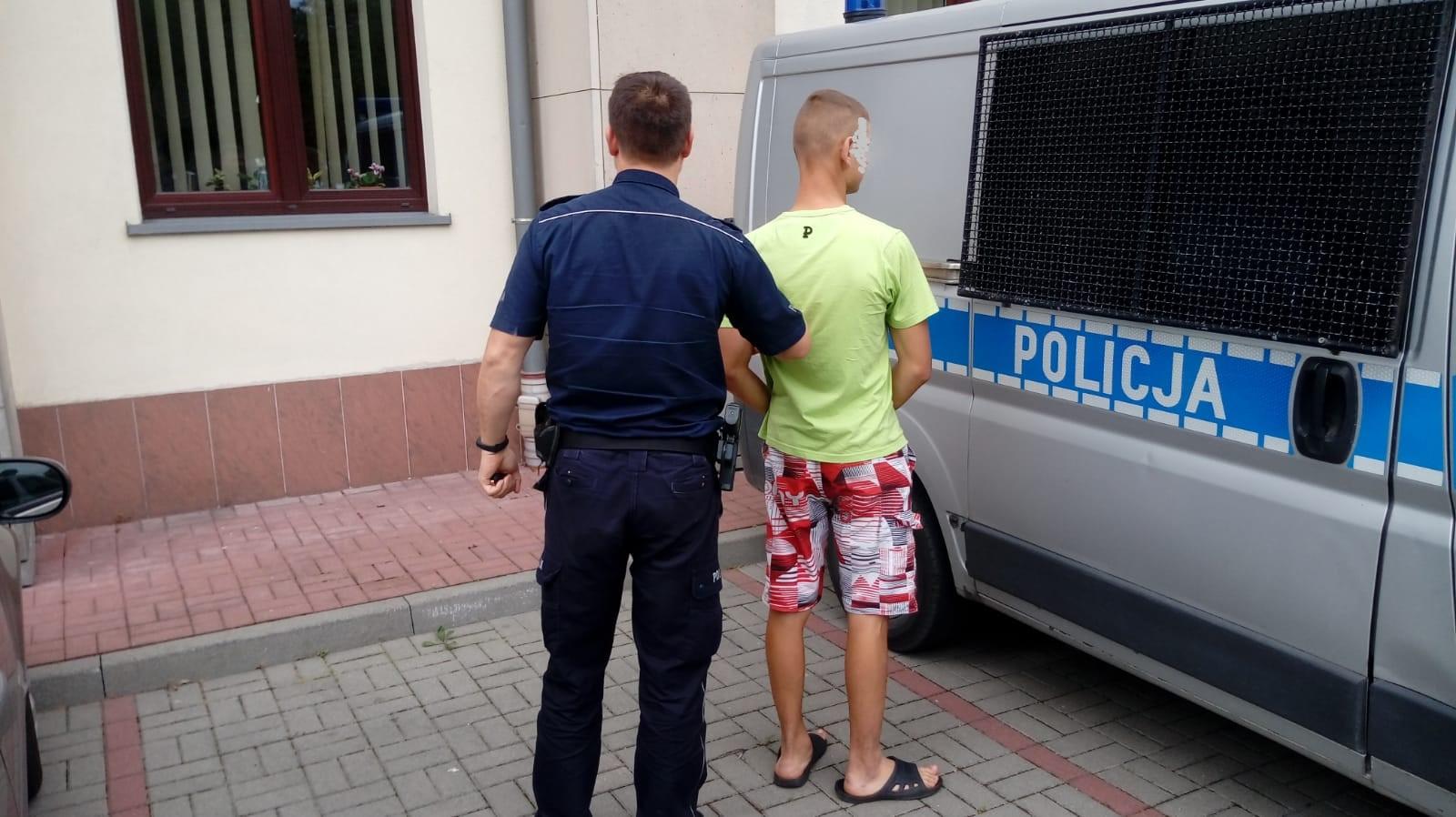 Photo of Rozbój w gminie Aleksandrów. Dwóch mężczyzn z prokuratorskimi zarzutami